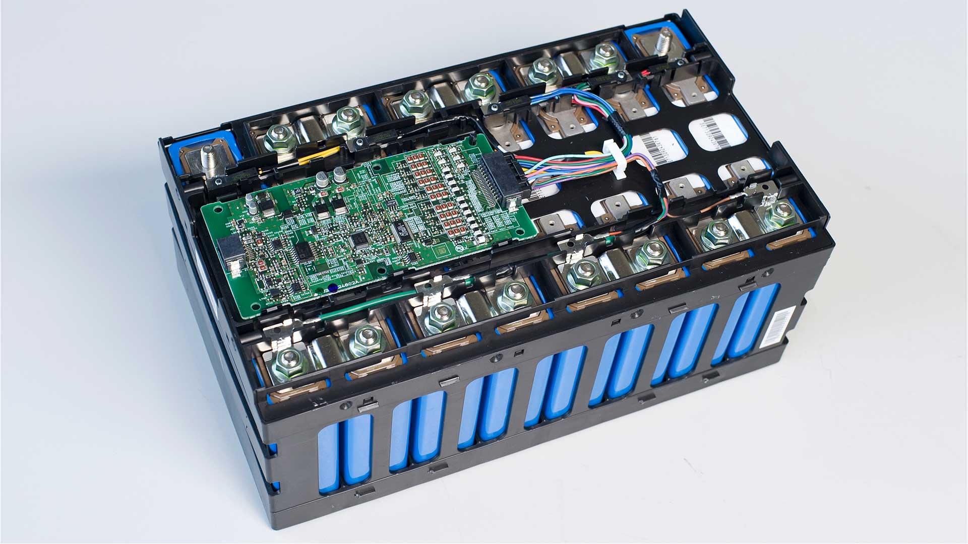Outlander PHEV batterij