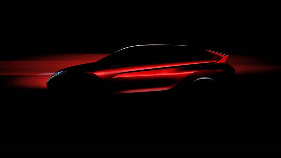 Mitsubishi concept car preview