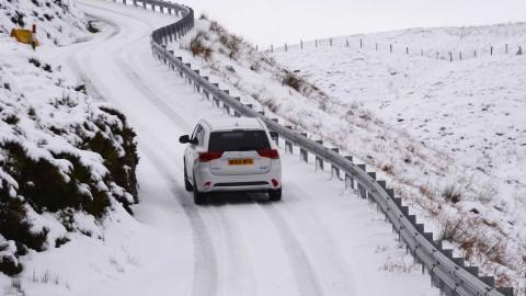 Elektrisch rijden in de kou