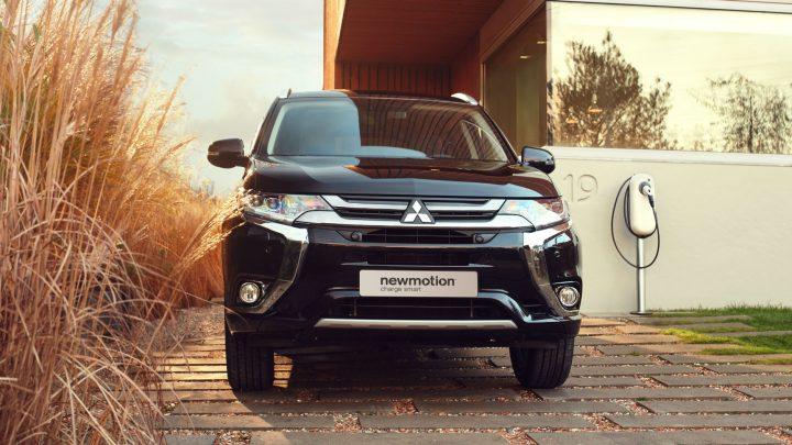 Mitsubishi Outlander PHEV 2017 - The New Motion