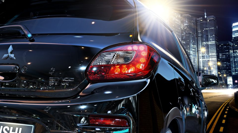Mitsubishi ledverlichting