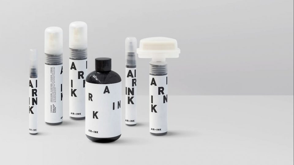 Graviky Labs - AIR-INK