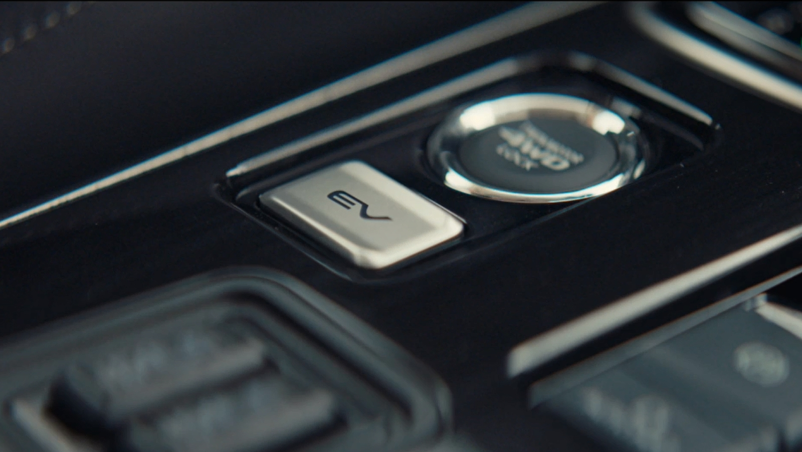 Mitsubishi Outlander PHEV EV Priority button