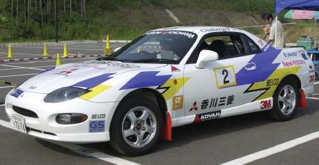 1990 Mitsubishi FTO EV