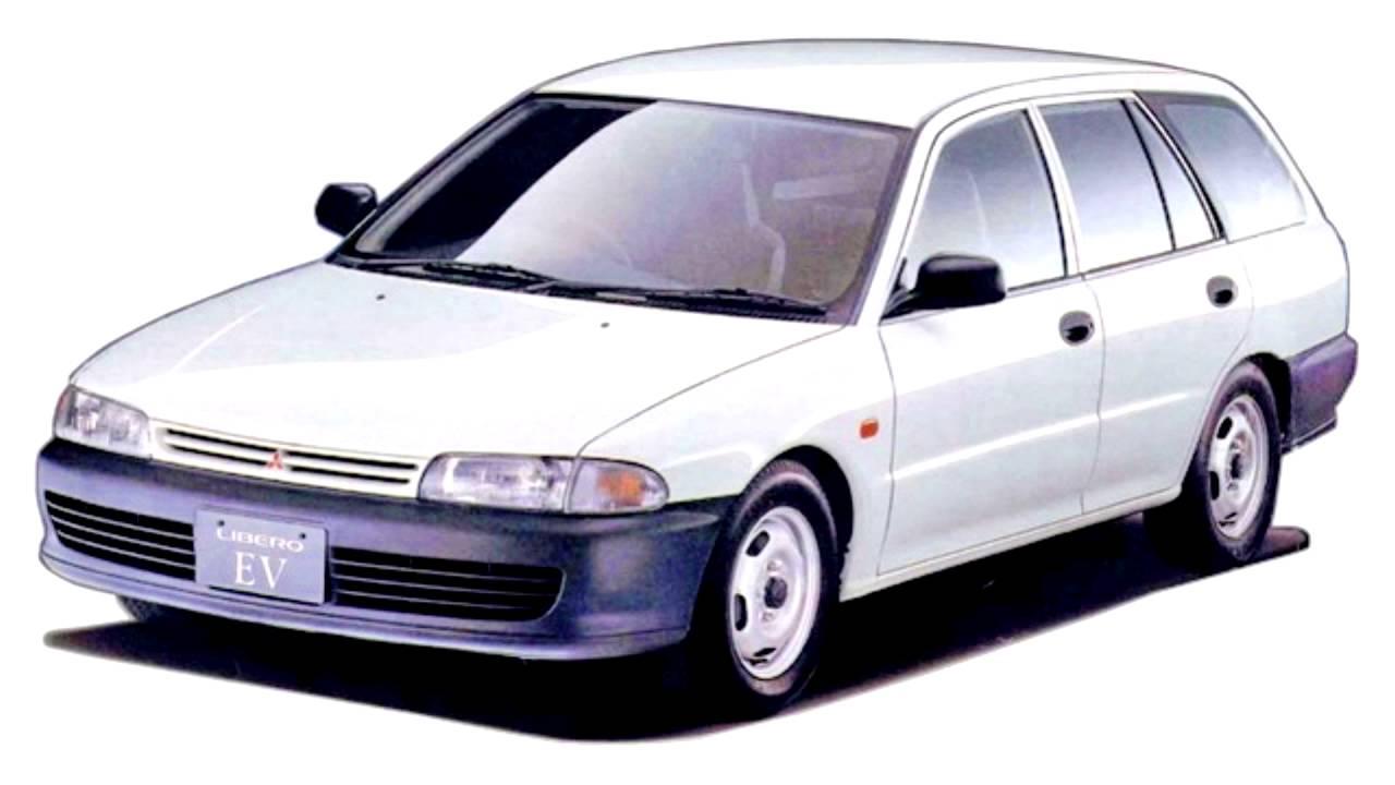 1992 Mitsubishi Libero EV