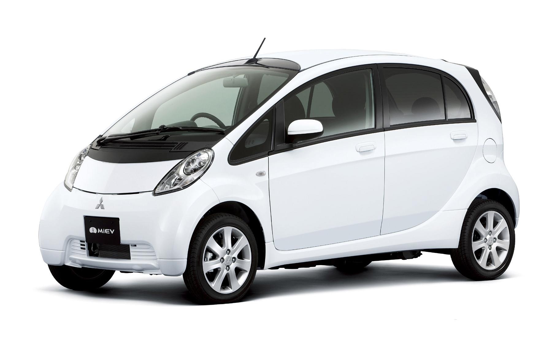 2009 Mitsubishi i-MiEV