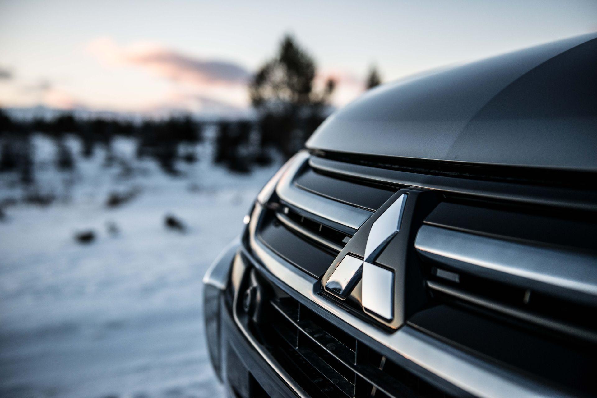 Mitsubishi winter