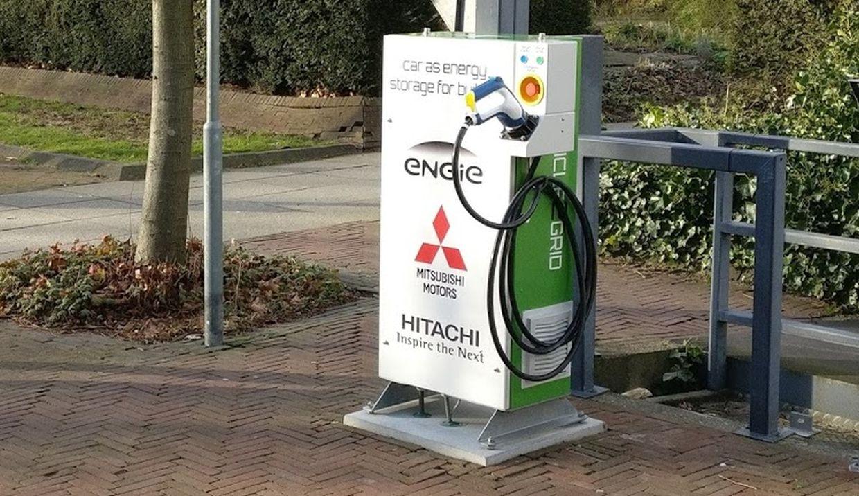 Hitachi Smart Grid Charger