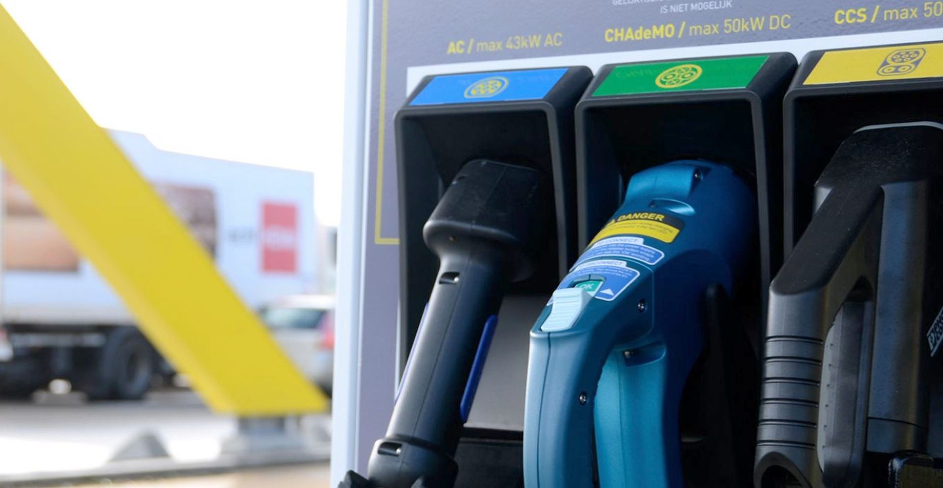 Fastned chademo snellader