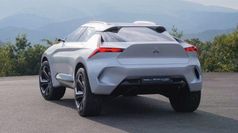 Mitsubishi e-Evolution-Concept