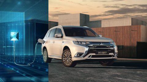 Gratis opladen met Mitsubishi Outlander PHEV 2019