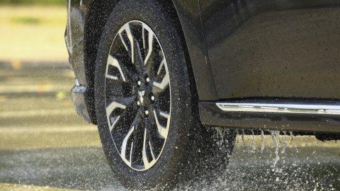 Mitsubishi Outlander PHEV banden