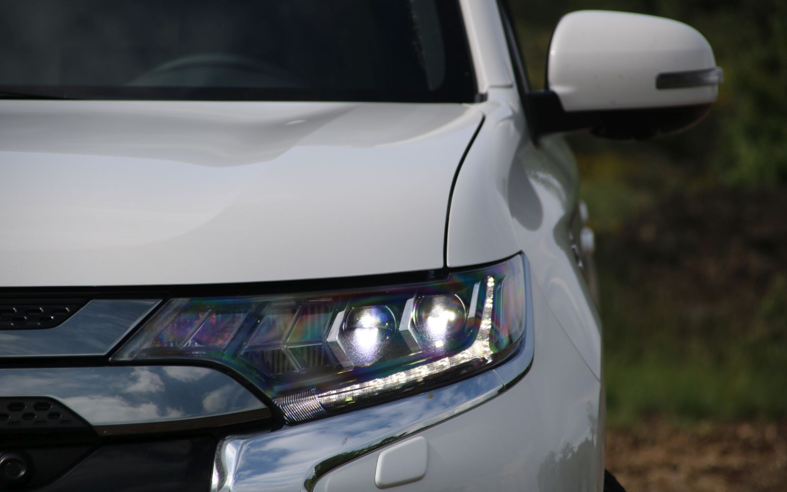 LED-koplamp Mitsubishi Outlander PHEV