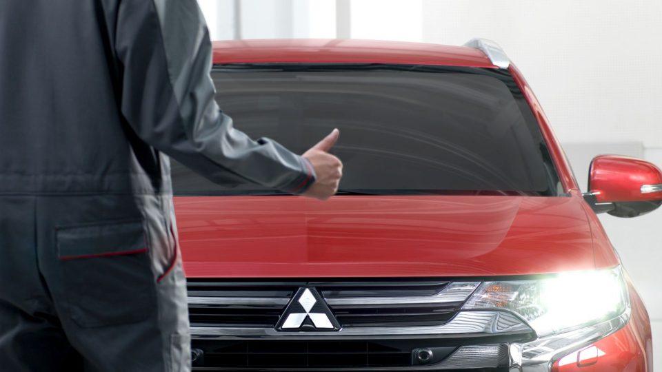 Mitsubishi Motors onderhoud